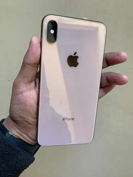 iphone xs max 256Gb Golden