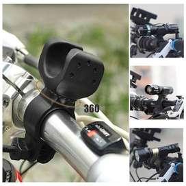 Sepeda aksesoris bracket senter depan