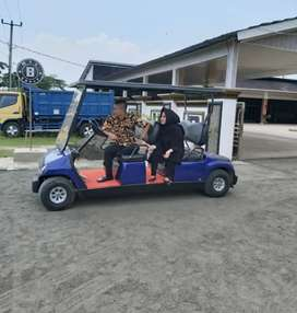 jual golf car second