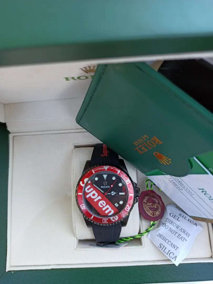 Rolex Supreme Limited Edition 0