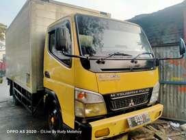 Mitsubishi canter ps 110 thn 2008