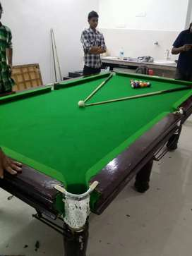 Snooker seller and pool and mini snooker