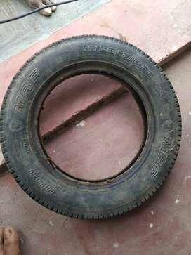 MRF tyre lite useddd