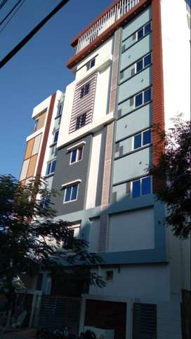Newly constructed Luxurious semi furnish 2bhk Flat for rent