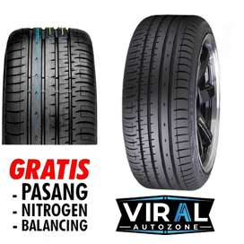 Ban Mobil Velg R20 ACCELERA PHI 245 45 R20 Buat CRV DLL