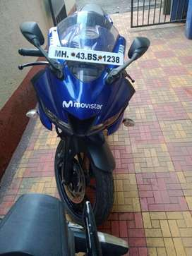 R15 V3 MOVISTAR EDITION ,Mint condition