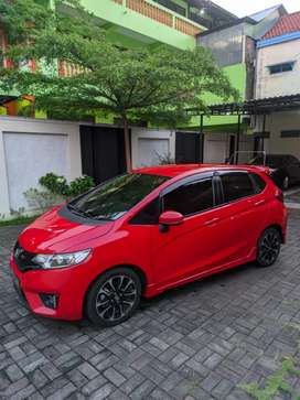 Honda Jazz RS 2016 Merah Automatic