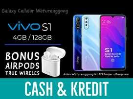 Vivo S1 4/128 New Garansi 1thn Banyak Bonus Cash & Credit