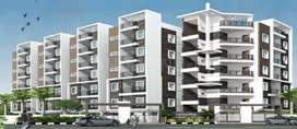 2/3bhks @ gated community appartments