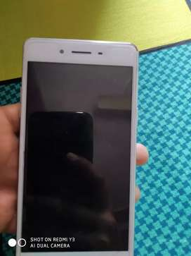 Oppo f1s camera phn( rose gold) with box (negotiate available