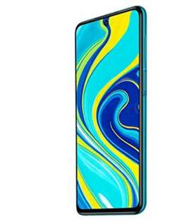 Redmi Note 9 pro seal pack(4gb/64gb)