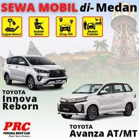 Rental Mobil Lepas Kunci / With Driver Medan (Penara Rent Car)