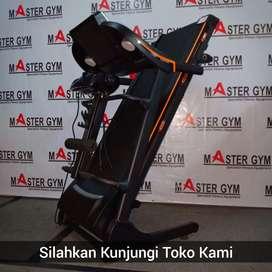 Treadmill Elektrik Fitnes MG/A222 - Alat Olahraga - Kunjungi Toko Kami