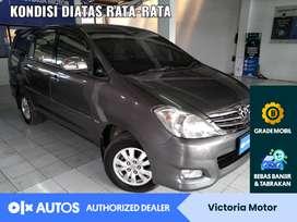 [OLX Autos] Toyota Innova 2008 2.0 V AT Automatic Bensin Abu Abu