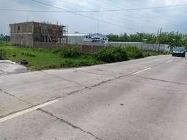 Tanah Cocok untuk gudang atau Lahan Industri