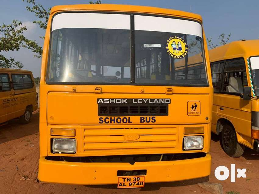 Ashok leyland school bus 2003 model 33 seats 0