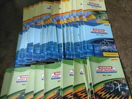 FIITJEE coaching complete rsm study material with many useful books