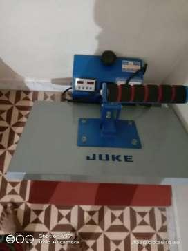 Juke heating machine