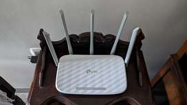 tp-link Dual Band Wi-Fi Router for sale