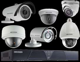 CCTV SECURITY CAMERAS