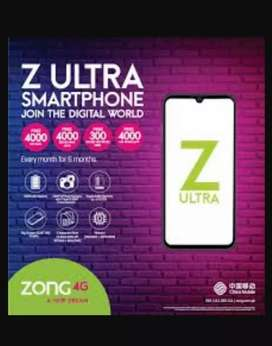 Zong ultra mobile