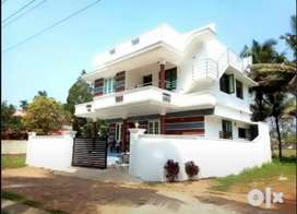 Ready to occupy 4 bhk 1600 sqft house at varapuzha near thirumuppam