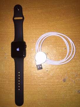 Apple Watch Series 1 Stainless Stell 42MM BlackSaphire