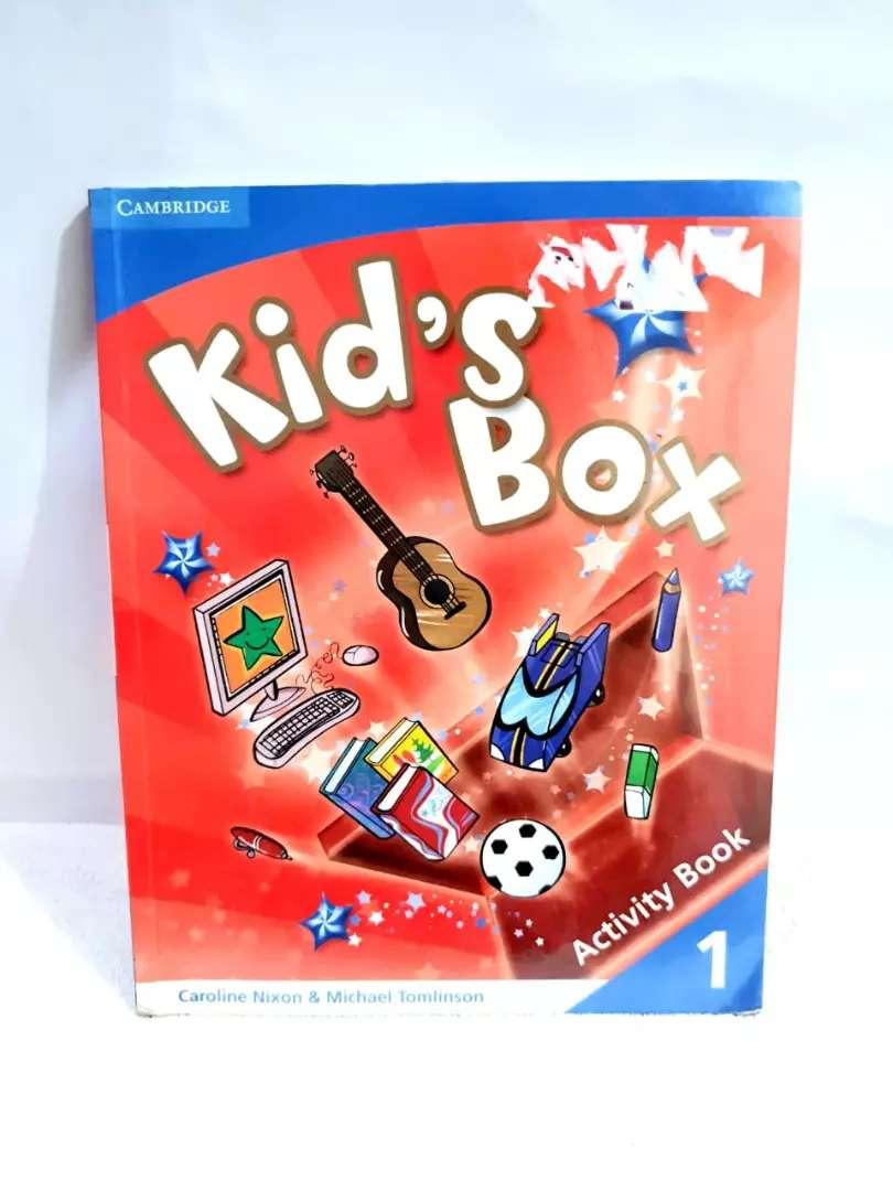 Kid's Box Activity Book 1 0