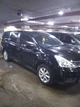 Grand Livina SV 2015 matic Low km