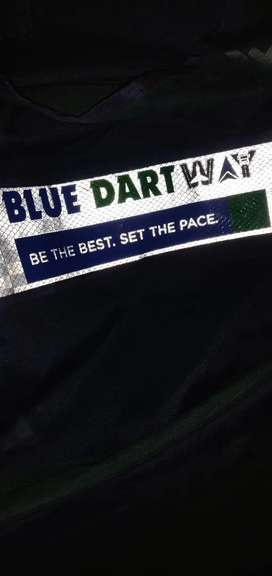 Need delivery boy for Blue dart