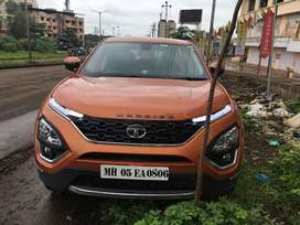 New Tata harrier zx top model sale and excellent condition