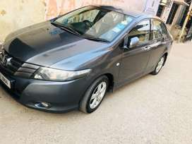 Honda City 1.5 V Automatic Exclusive, 2009, Petrol