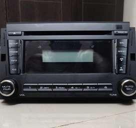 Mahindra Scorpio Original music player for sale