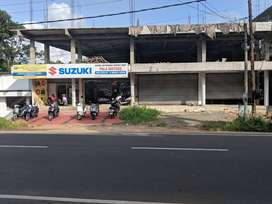 Commercial Space for Rent in Mutholy, on Kottayam Pala State Highway