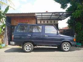 Toyota kijang super th 1996 super kondisi