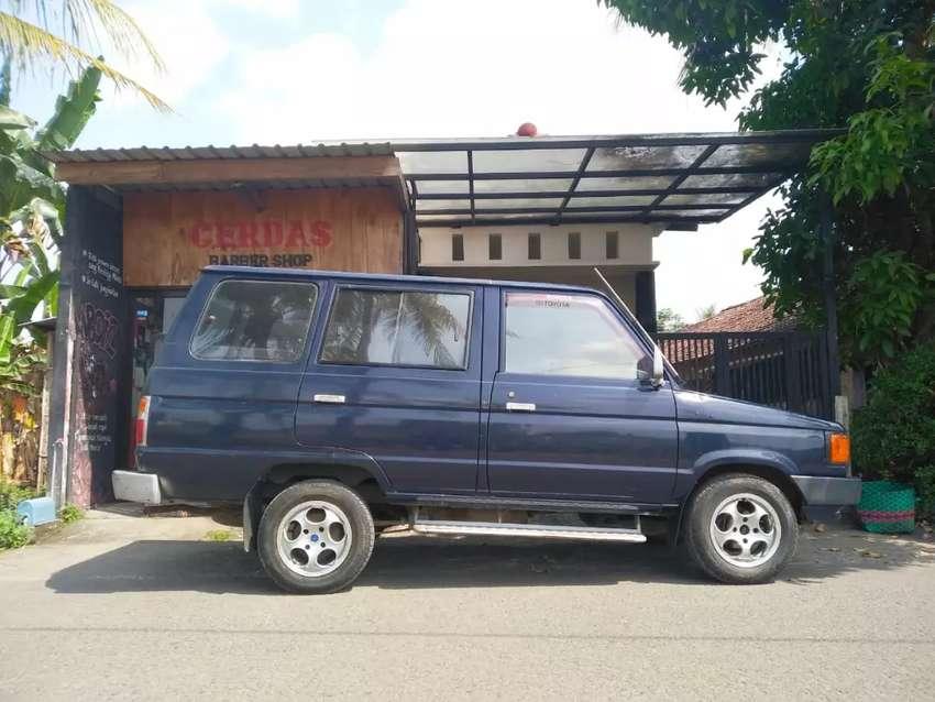 Toyota kijang super th 1996 super kondisi 0
