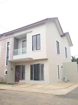 Rumah 2 Lantai Pinggir Jalan Raya di Lenteng Agung Jakarta Selatan