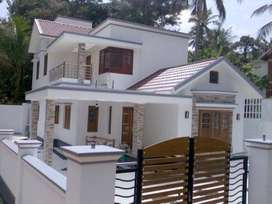 Villas Charm With Modern Style