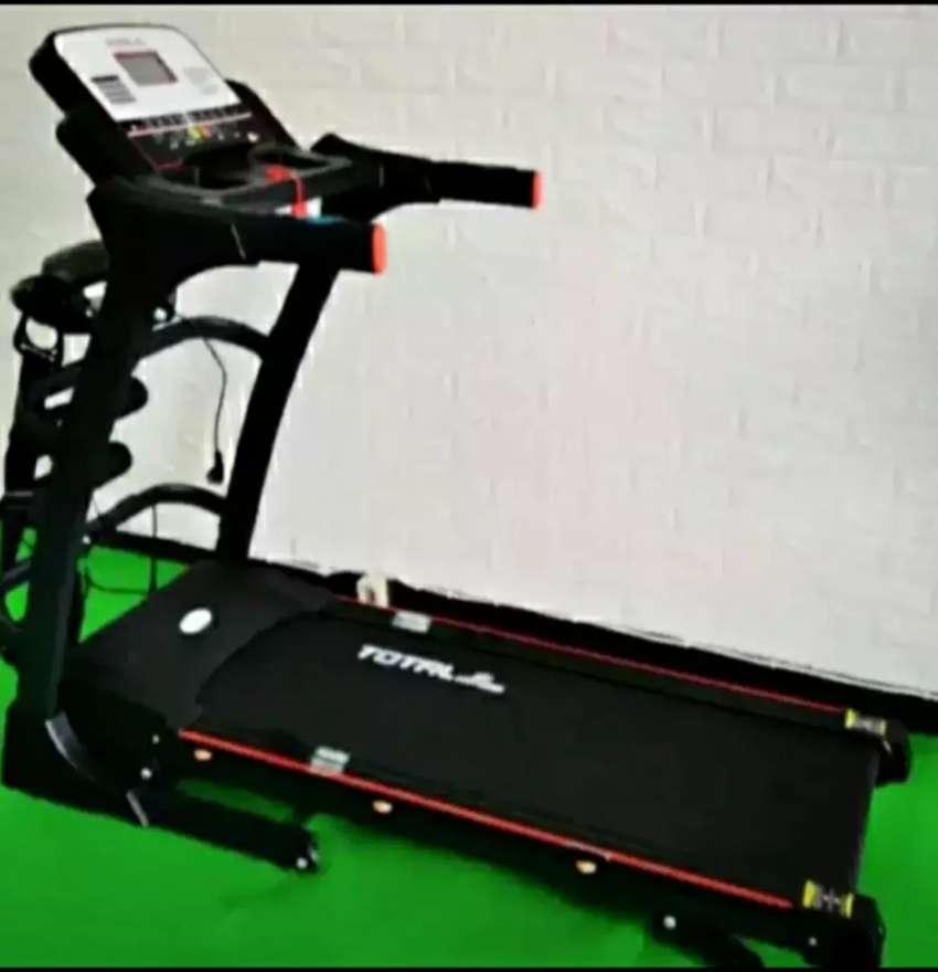 Treadmill Elektrik Auto Incline TL 630