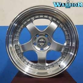 Free Ongkir Velg Mobil Ring 18 HSR BRISKET Buat Xpander Civic Innova