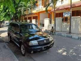 Suzuki Escudo XL7 manual 2004