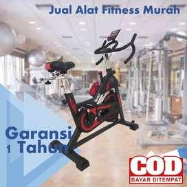Sepeda Statis Total Fitness Spinning TL 8300 PALING DICARI