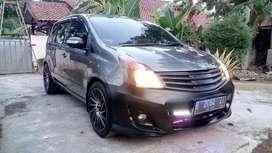 Nissan Livina Full Custome