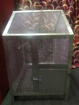 New chage hut shep almunium pe h