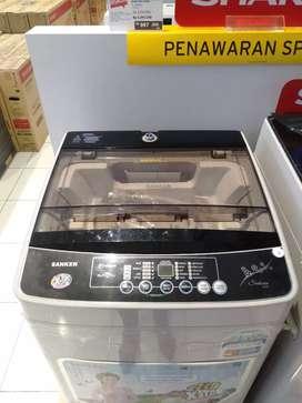 Mesin cuci SANKEN WASH MACHINE credit cicilan ringan proses cepat