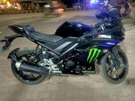 Yamaha R15 v3 abs