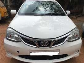 Toyota Etios VXD, 2011, Petrol
