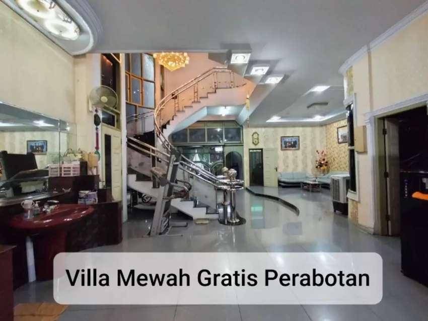 VILLA MEWAH JUAL MURAH GRATIS PERABOTAN