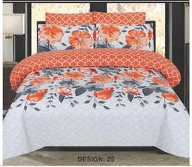 Kaddi design bed sheet 2019