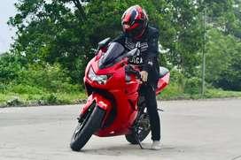 Ninja 250 Karbu Mulus